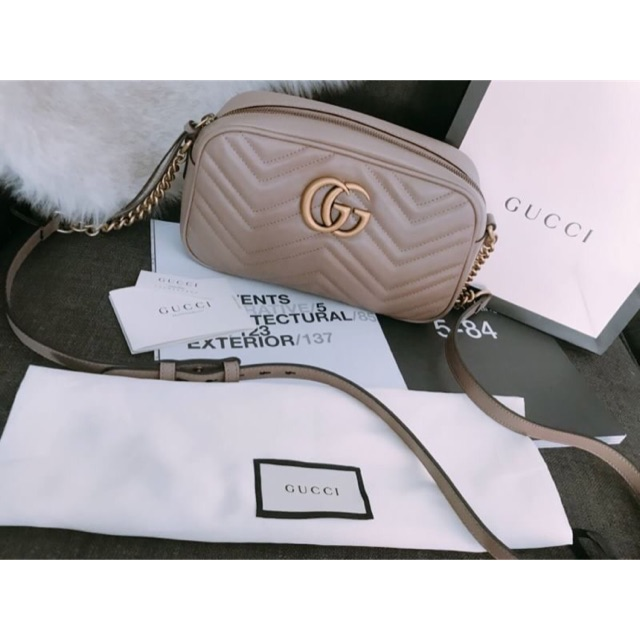 9246f3c16aa Gucci Marmont 22 cms