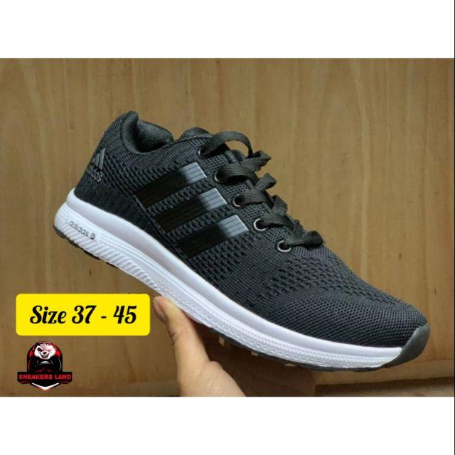 รองเท้าผ้าใบ Adidas Neo / 💯% ไม่ผ่าน QC
