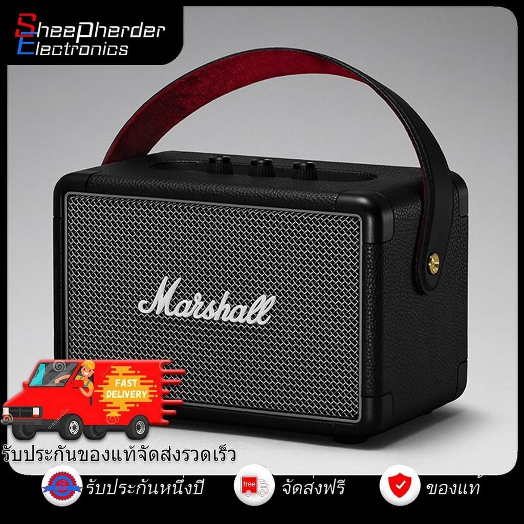 [จริง] Marshall ลำโพงบลูทูธ - Marshall Kilburn II-Black(รับประกัน 12 เดือน) Tap1