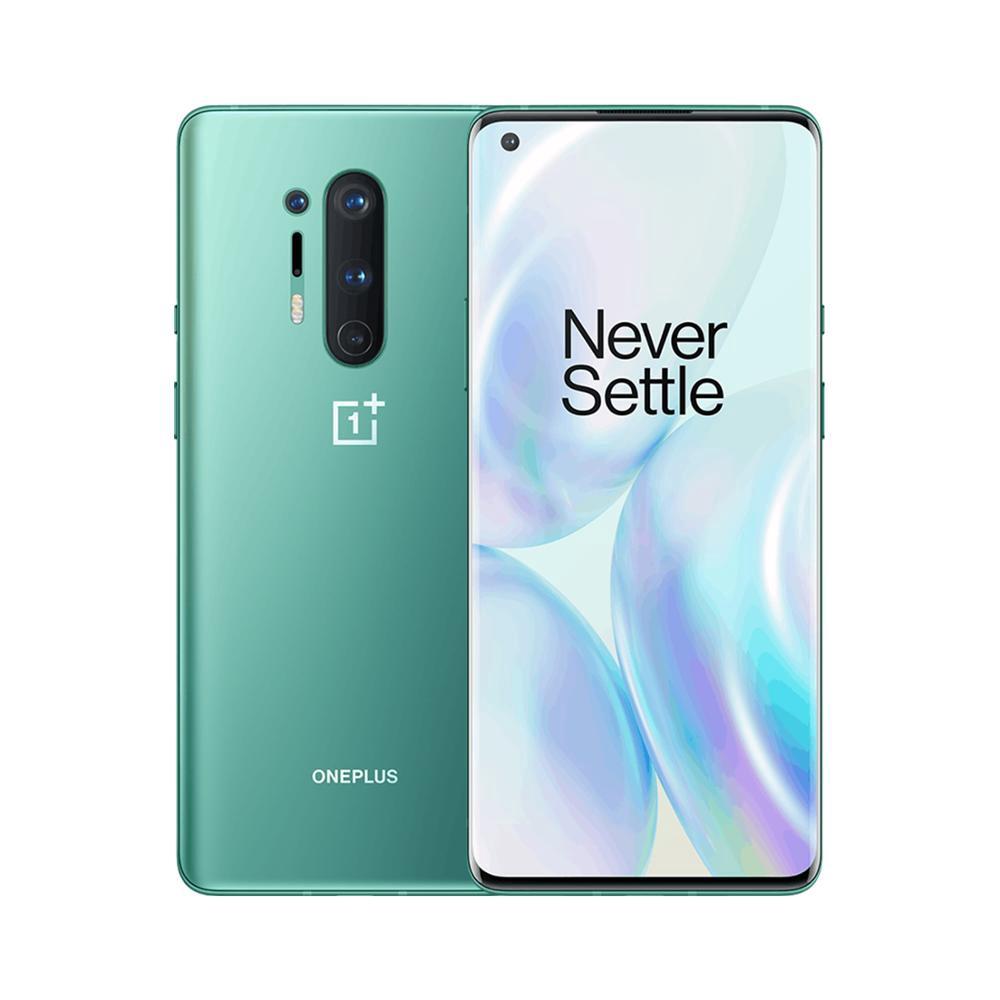 oneplus 8 pro สมาร์ทโฟน 6 . 78 นิ้ว snapdragon 865 48 mp แบตเตอรี่ 4510 mah