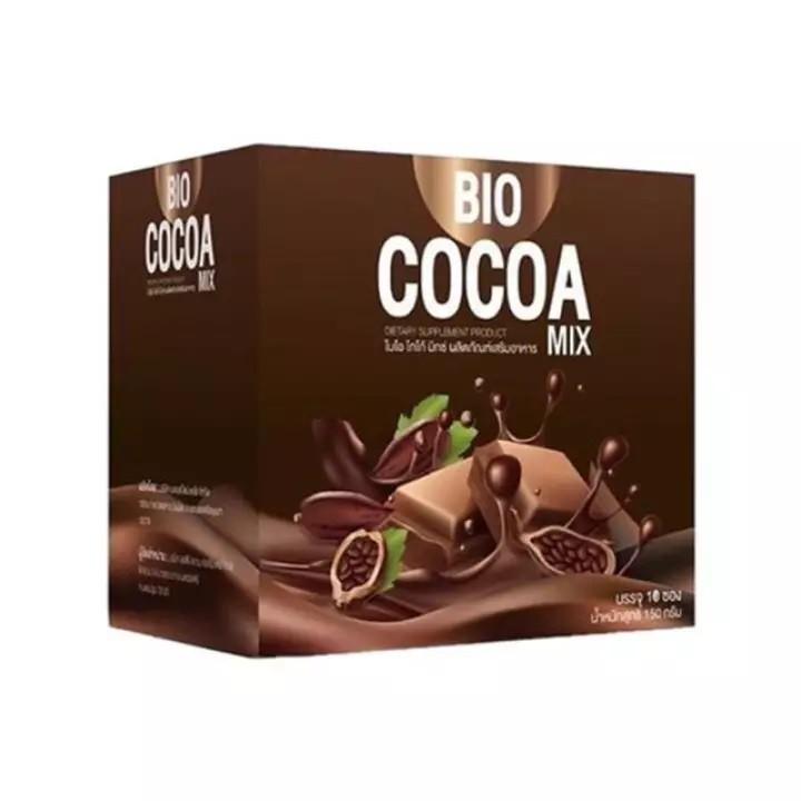 1 แถม 1 อาหารเสริม BIO COCOA MIX