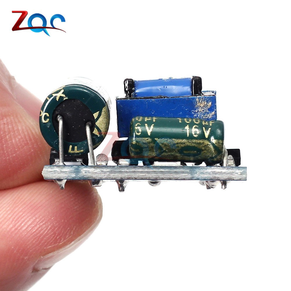 Hot Deal AC-DC 5V 600mA 3W Isolated Switching Power Supply