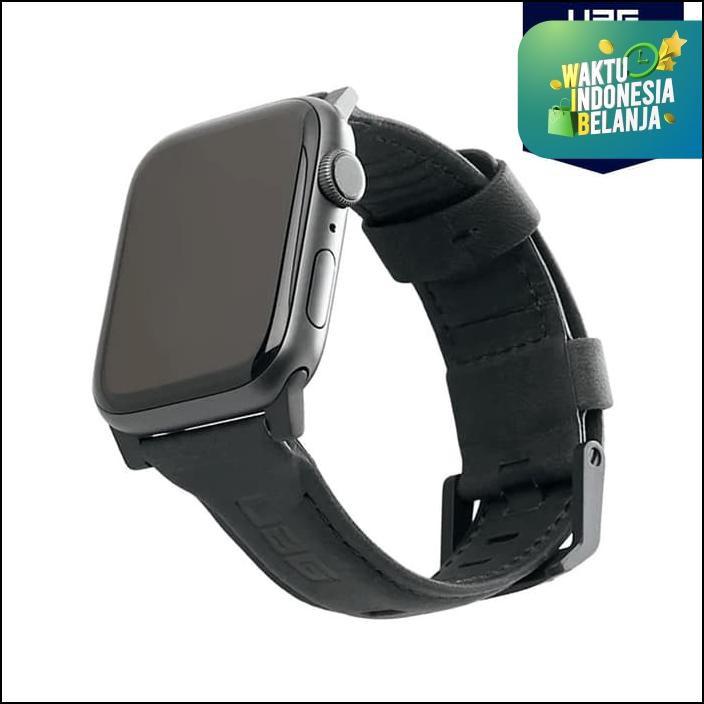 สายนาฬิกาหนัง Apple Watch Strap 44 มม. / 42 มม. Series 5 4 3 2 1 Uag