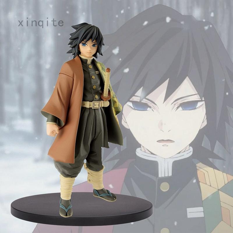 อะนิเมะ รูปอะนิเมะ Anime Demon Slayer: Kimetsu no Yaiba Kamado Tanjirou PVC Figure Statue Model