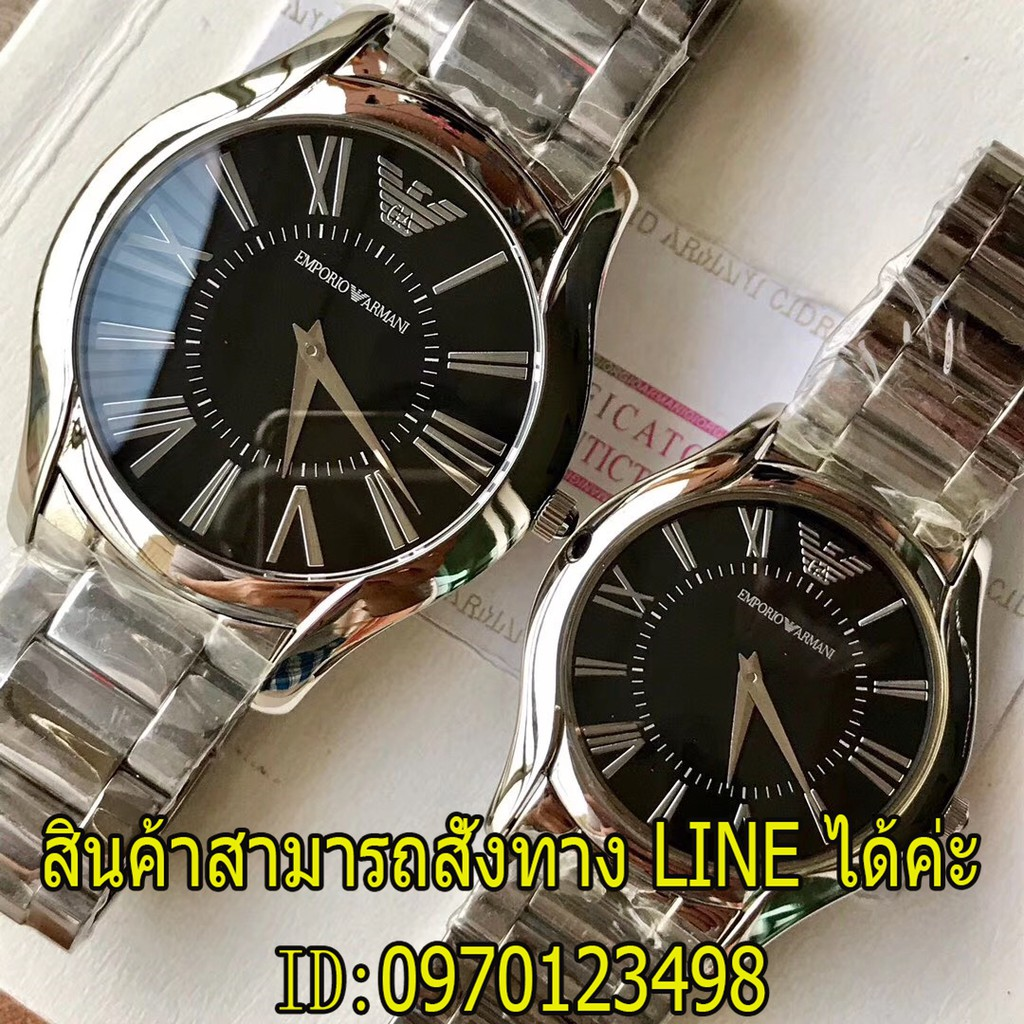 uk store new product wholesale online Mens Emporio Armani Watch AR2022 AR2023