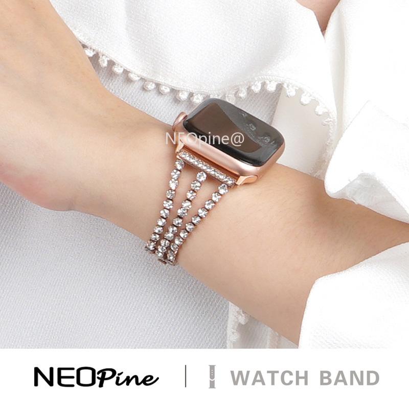 สายนาฬิกาข้อมือสําหรับ Iwatch6 Applewatch Se 3 / 4 / 5