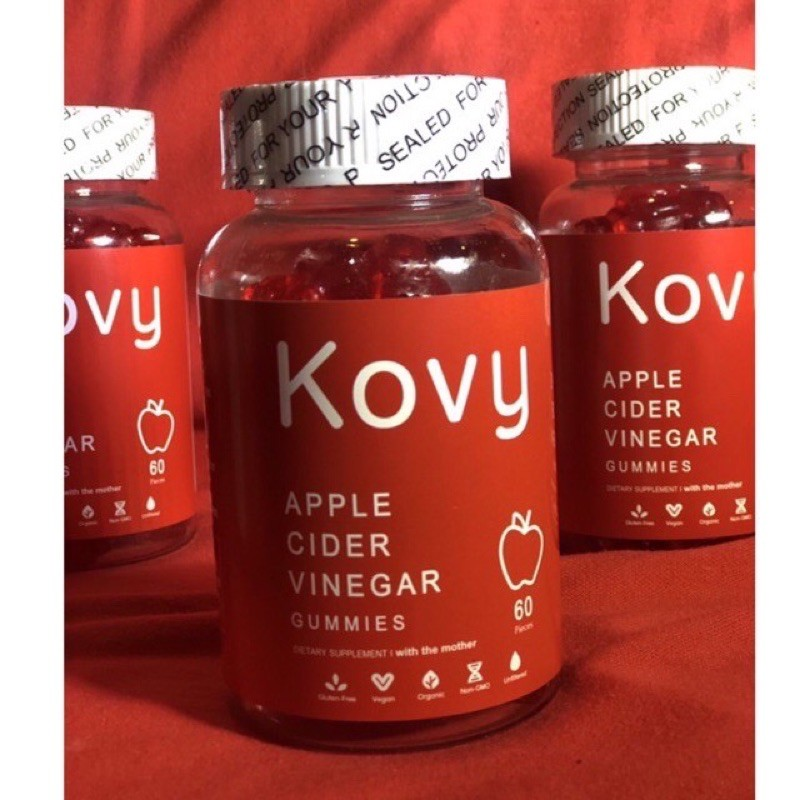 Kovy🍎Apple Cider vinegar Gummies