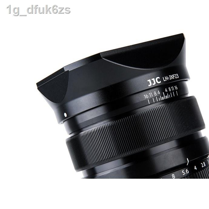 💥Sale💥{พร้อมส่ง}❍ฮูดเลนส์ JJC LH-JXF23 สำหรับเลนส์ Fuji 23mm F1.4 และ 56mm F1.2