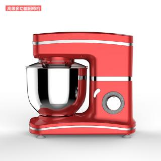 Review เครื่องตีแป้งทรงพลัง Household multi-function chef machine electric and noodle machine whipping cream machine