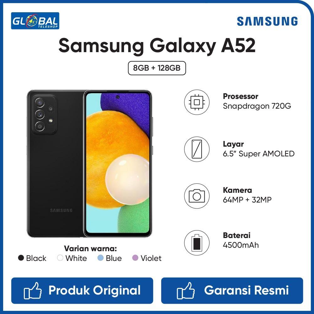 Samsung Galaxy A52 Smartphone [8/1