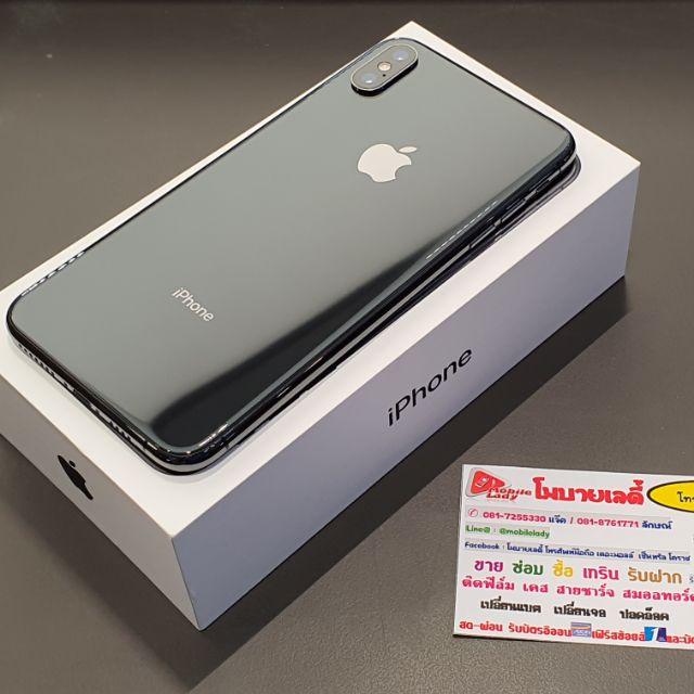 #IPhone XS Max 64gb สีดำ เครื่องไทย มือสอง