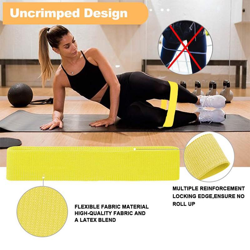 การฝึกความแข็งแรงส่วนบุคคล ☈DOT ยางยืดการฝึกออกกำลังกายยางรัดสำหรับอุปกรณ์ออกกำลังกายกีฬาการออกกำลังกาย Expander การออก