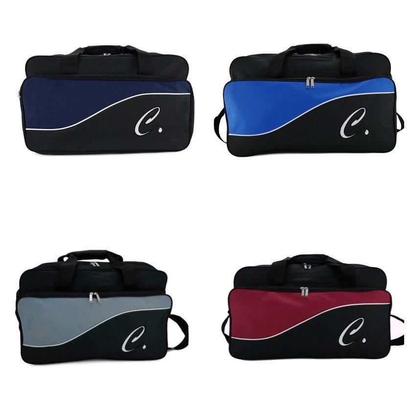 Concept กระเป๋าเดินทาง 24 นิ้ว เซ็ท 4 ชิ้น 4 สี รุ่น Shape (ดำ,ฟ้า,เทา,แดง)