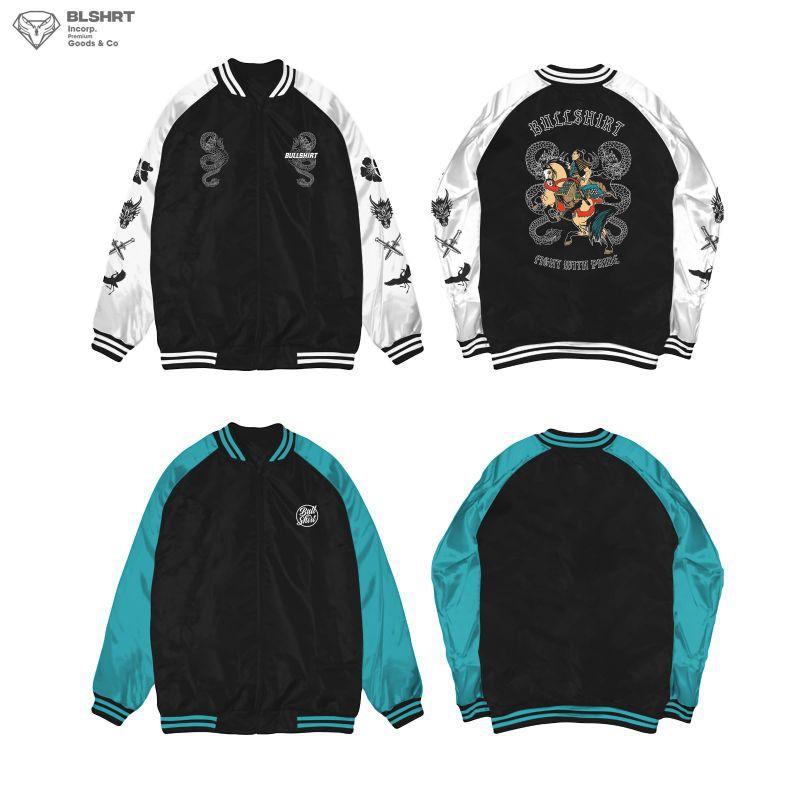 เสื้อแจ็คเก็ต Sukajan / เสื้อแจ็คเก็ต Sukajan / Alternating Jacket