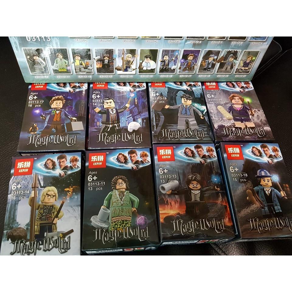 หุ่นเลโก้ Harry potter