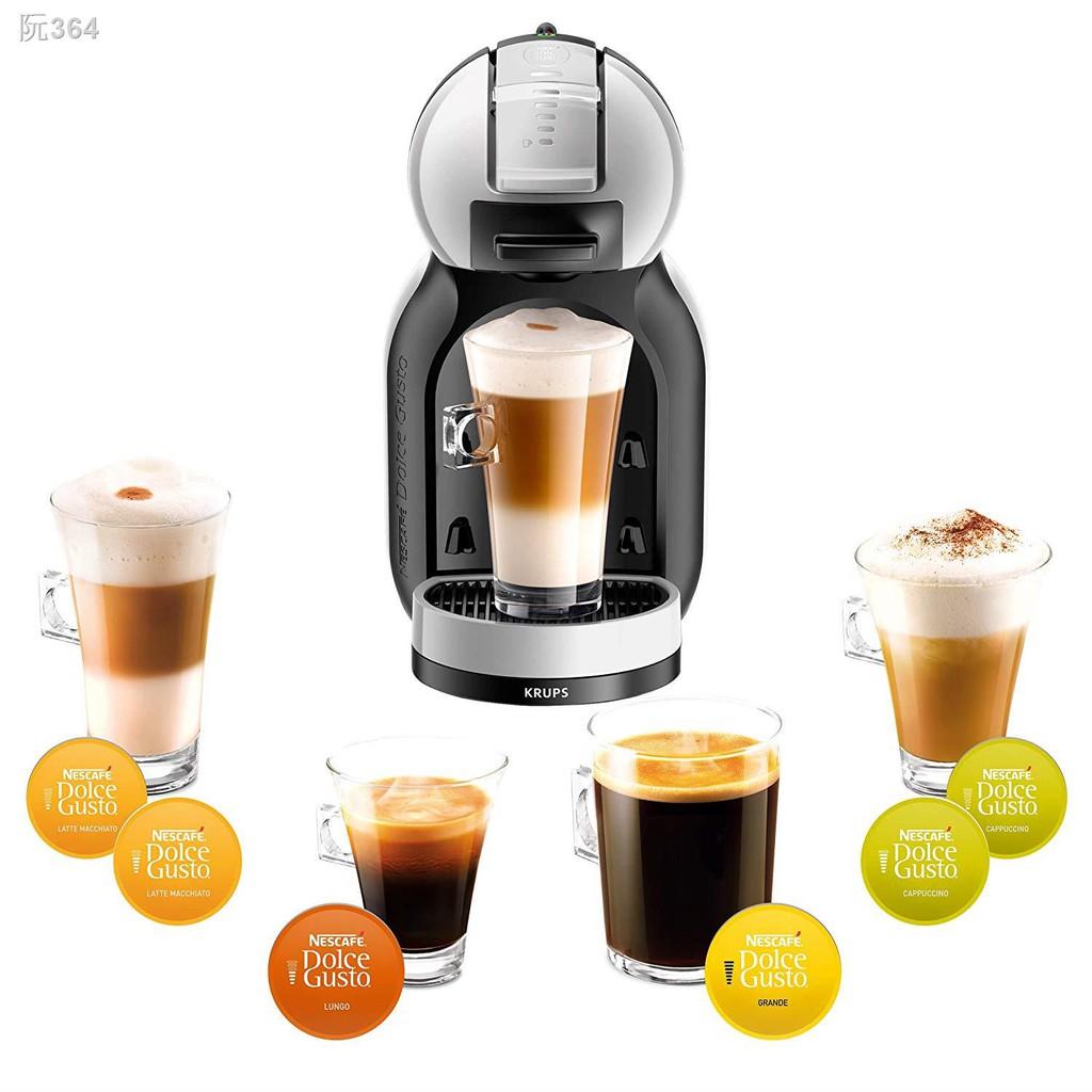 ✠๑♀ชุดทำกาแฟกาแฟแคปซูลเครื่องชงกาแฟแคปซูล Lavazza อัตโนมัติเครื่องทำกาแฟในบ้าน