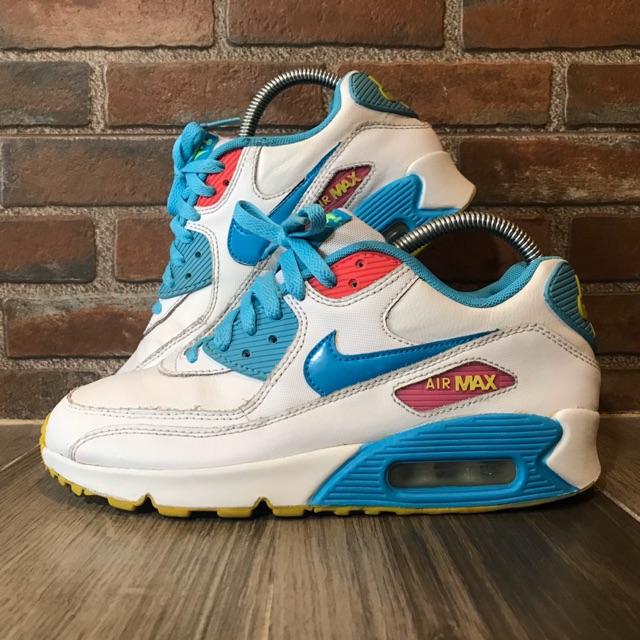 Nike Air Max 90 ไซส์ 38.5 ยาว 24 มือสองของแท้💯