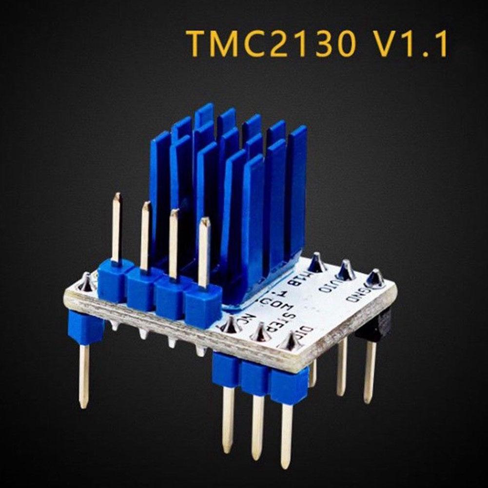 Support Tool Stepper Motor Driver Module 3d Printer Part Ultra Silent  Mechanical For TMC2130 V1 1