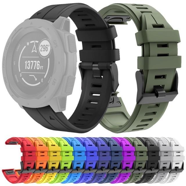 สาย applewatch แท้ สาย applewatch พร้อมส่ง!!! สาย Gar min FR 935, 945 , Garmin fenix 5 , 6 , Approach 60S สามารถใช้กับ I