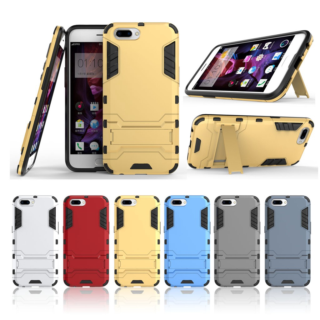 Armor Hard Case OPPO R11S / R11S Plus Back Cover Casing | Shopee Thailand