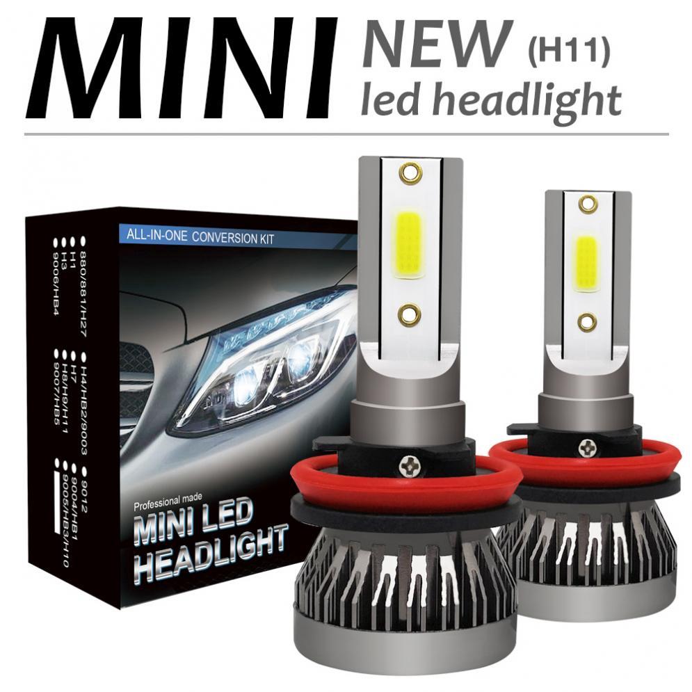 Up to 16000lm Upgrade Conversion EXTREME PRO 5202 LED Headlight Bulb Kit