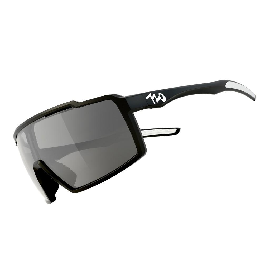 แว่นตากันแดด 720armour รุ่น A-fei สีกรอบ Matte Black+Platinum Grey Ti สีเลนส์