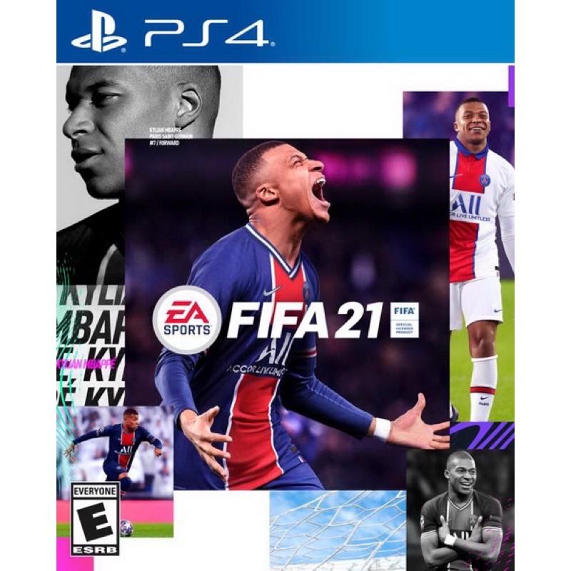 (( HOT )) แผ่นเกมส์ PS4 : FIFA 21