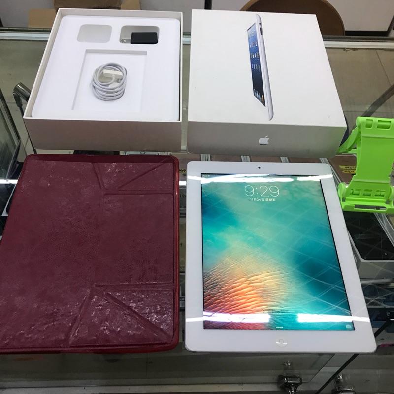 apple ipad2/3/4 mini1/2/3มือ2อุปกรณ์ครบชุดและมีกล่องให้ด้วย ไอมือสอง แท้100% 16G ipad mini 1/2