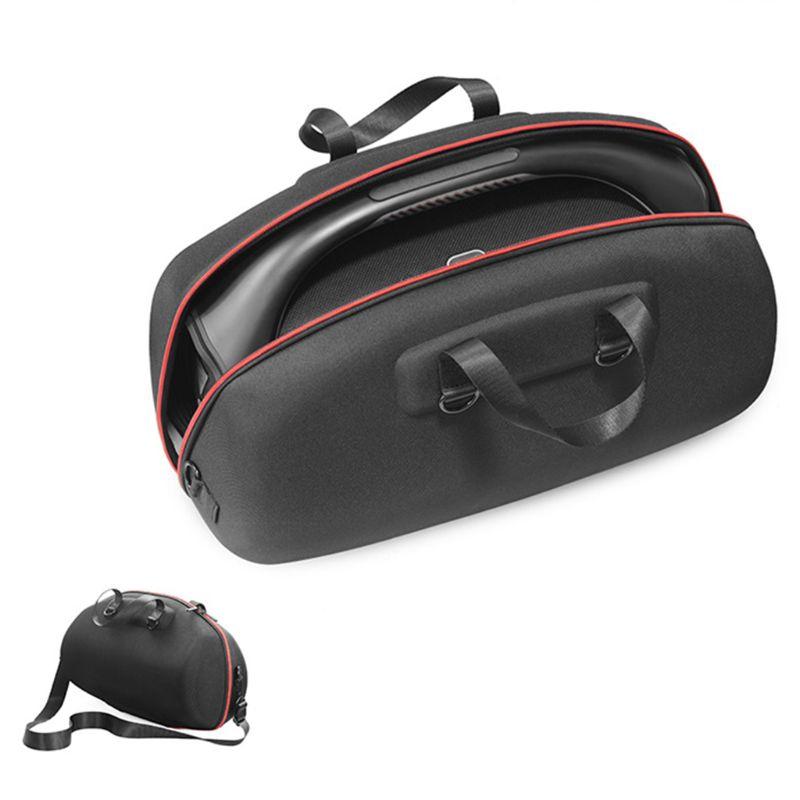 btsgx กระเป๋าเคส eva แข็งสําหรับลําโพงบลูทูธ jbl boombox 2