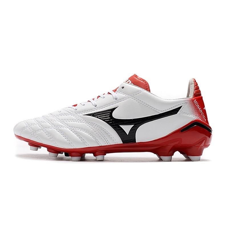 พร้อมส่ง☬Mizuno Morelia Neo II FGรองเท้าฟุตบอล รองเท้าสตั๊ด