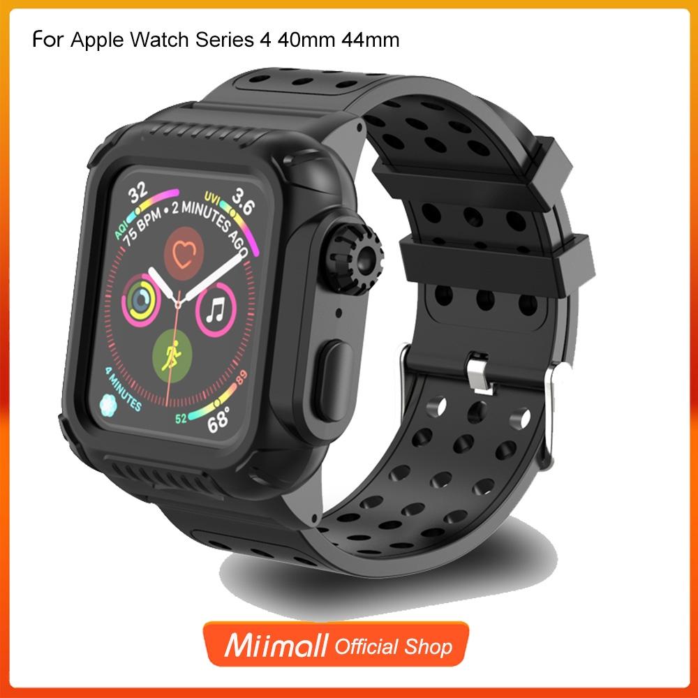 สายรัดข้อมือสำหรับ Apple Watch 4 ขนาด 44 มม