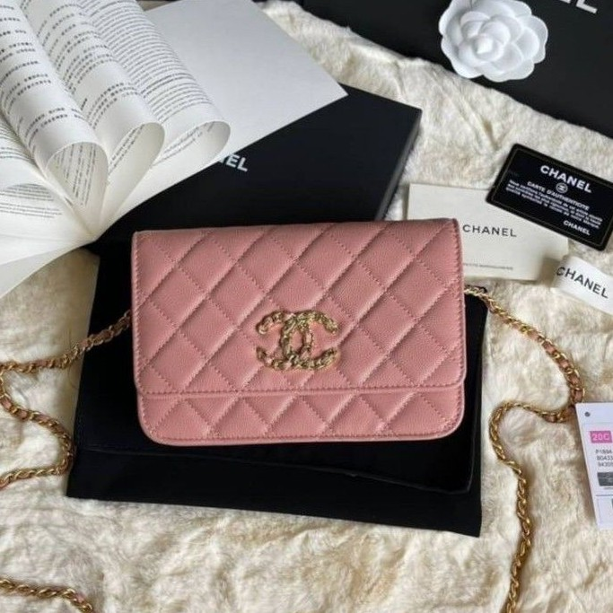 Chanel19 Woc Boy Soft Caier VIP Pink