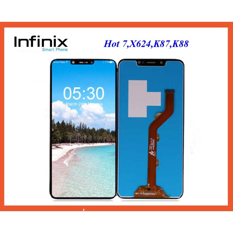 จอ LCD.infinix Hot 7,X624K87,K88+ทัชสกรีน