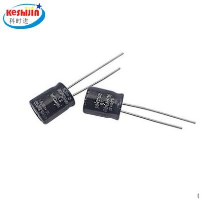 10 ชิ้น Electrolytic Capacitor 6 . 8 Uf 400 V 6 . 9 Uf V 6. 400 Uf 1 . 8uf 10x13 มม. ตัวเก็บประจุไฟฟ้าคุณภาพดี