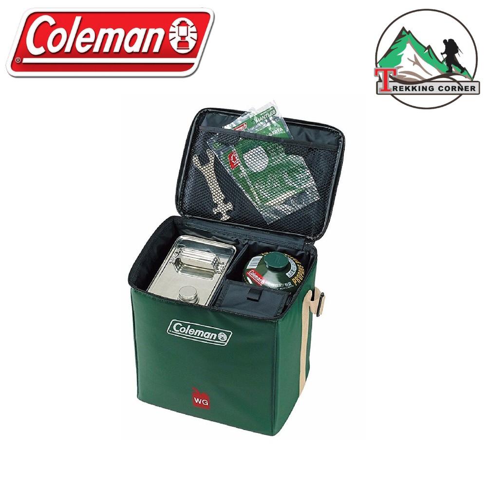 กระเป๋าสำหรับใส่เชื้อเพลิงและเตา Coleman JP FUEL CARRY CASE 170-6460 #401