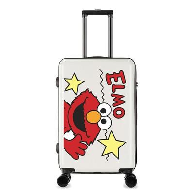 Pre order กระเป๋าเดินทางเอลโม่น่ารัก Cookie monster size18/20/24/26
