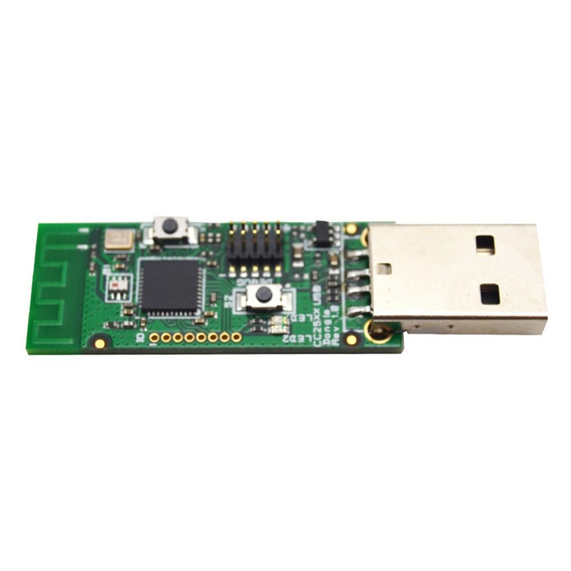 Wireless Bluetooth 4 0 Ble Cc2531 Sniffer Board Usb Interface Dongle Packet  Protocol Debug Packet Module