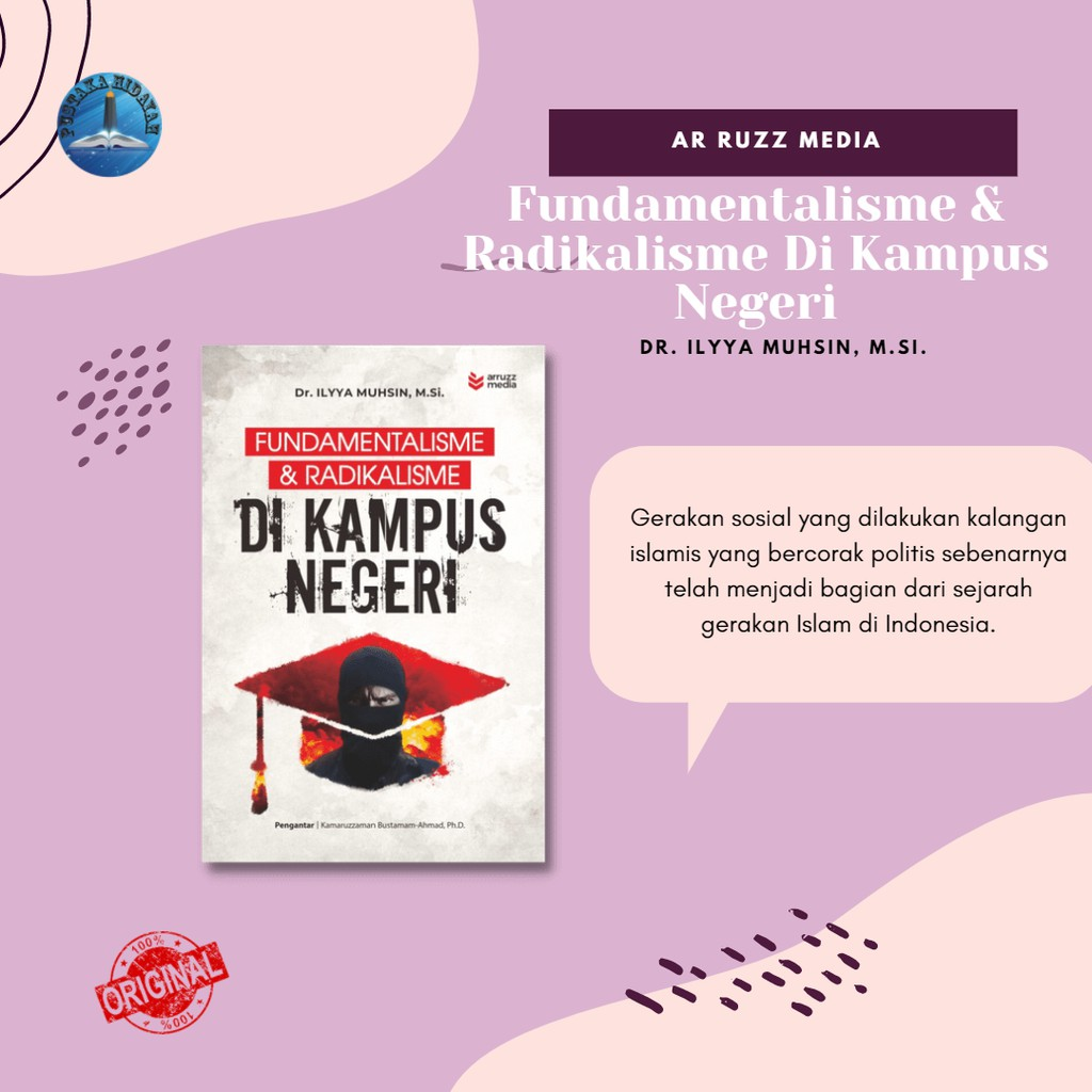 หนังสือ Fundamentalism & Radicalism In Country Campus - Dr. Ilyya Muhsin, . - Law Books - Political Books