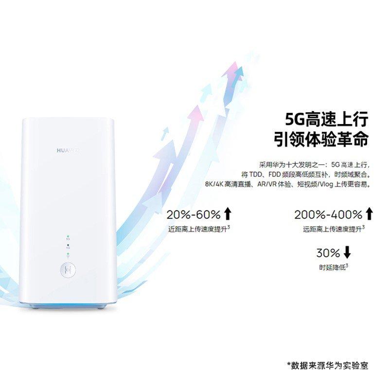หัวเว่ย5Gเราเตอร์5G CPE Pro2 WiFi6+ พอร์ตGigabitสองช่องสัญญาณH122-373
