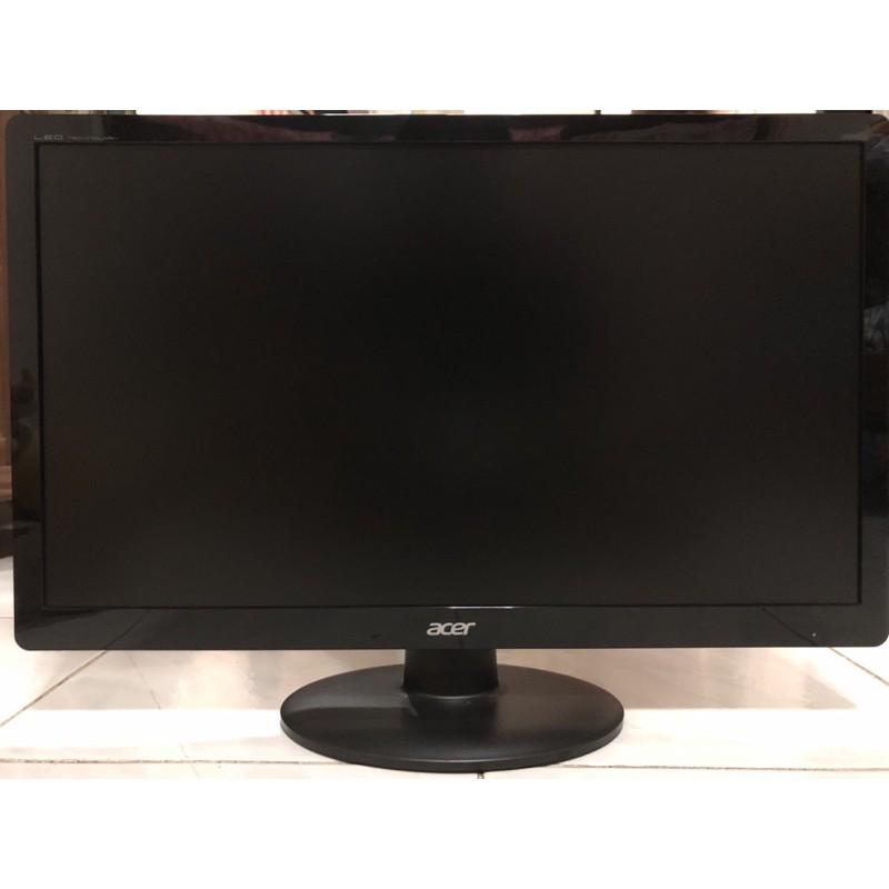 จอคอมพิวเตอร์ 23 นิ้ว LED 60 Hz