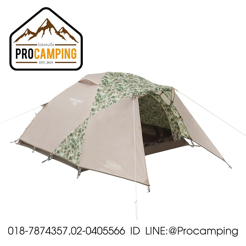Coleman stomp touring dome/lx 2000035352