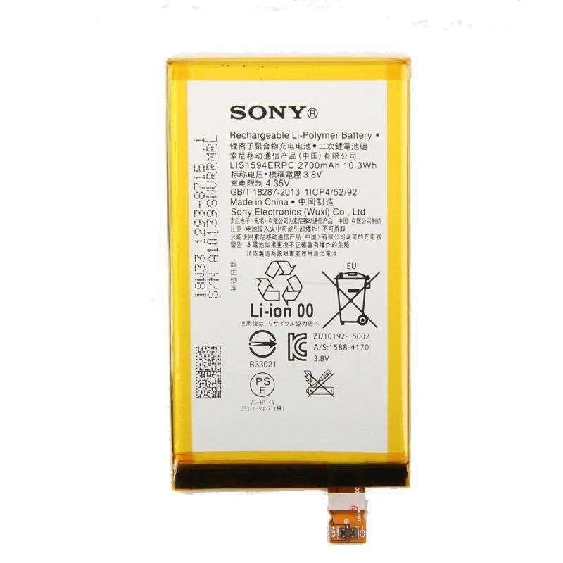 ขาย แบตเตอรี่ โทรศัพท์มือถือ โชนี่ Bettery Sony Xperia C6 / Z5 Mini / xa Ultra Battery Replacement 2700 mAh.