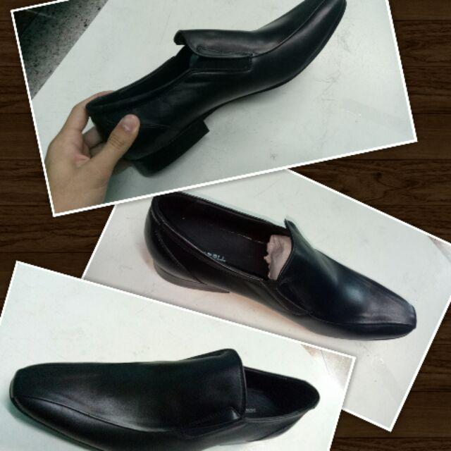 รองเท้าคัชชู สำหรับผู้ชาย หนังแท้ 100%