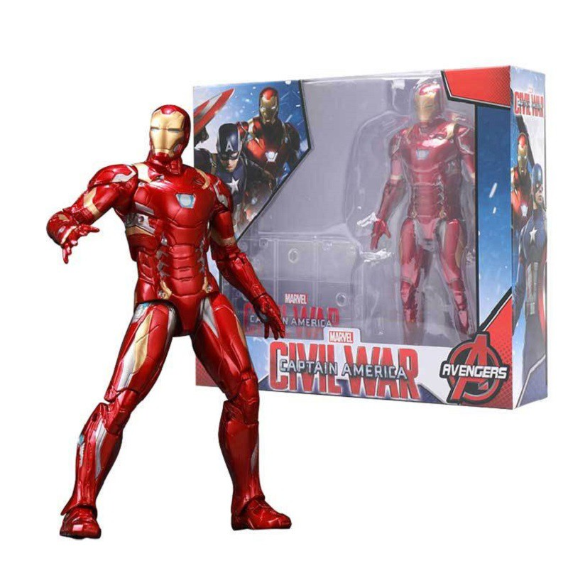 18cm Falcon Action Figure Model Marvel Hero SiderMan Catain America Thor Thanos Iron Man Hawkeye Action Figure Model