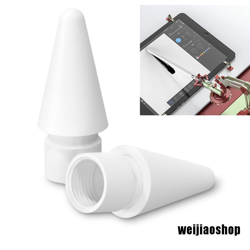 Weijiao2 Tip อะไหล่เปลี่ยนสําหรับ Apple Pencil 1st 2nd Generation Tip