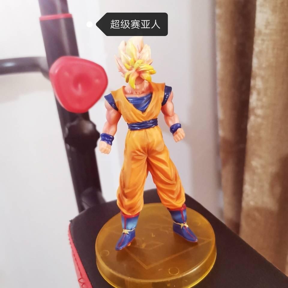 โมเดล ดราก้อนบอล Dragon Ball Super Saiyan หมายเลข 18 Sun Wukong Vegeta Biksharu Frieza Figure Figure