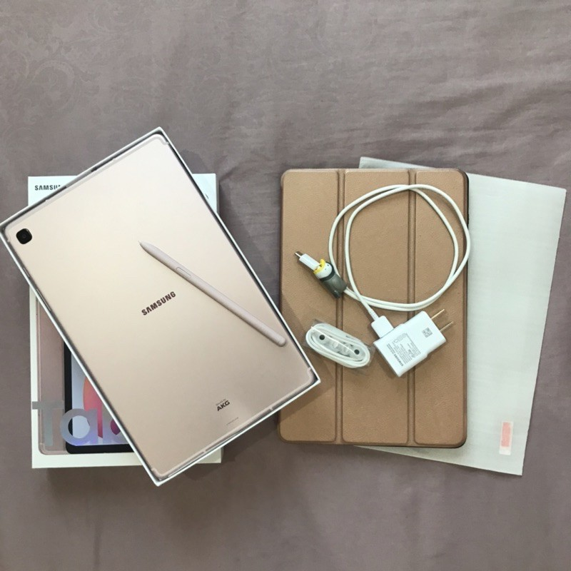 Samsung Galaxy Tab S6 lite 64gb wifi มือสอง (ผ่อนได้)