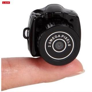 กล้องวงจรปิดรักษาความปลอดภัยขนาดเล็ก Y 2000