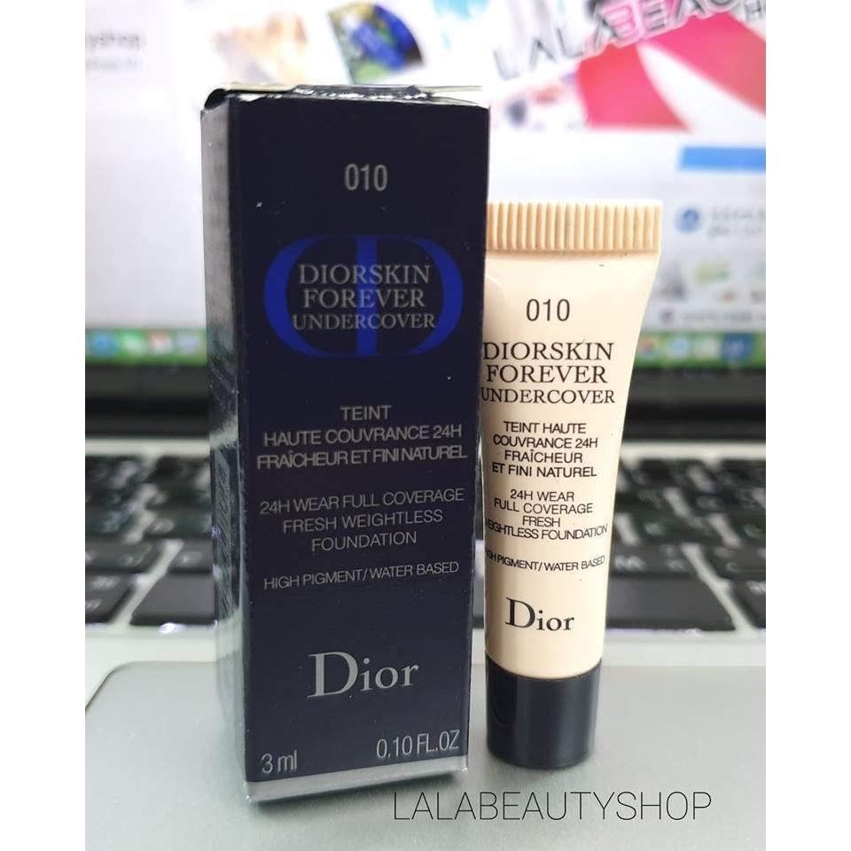 0c5bd0cfc7 ราคาดีที่สุด Dior Diorskin Forever Undercover 24H Wear Full Coverage ...