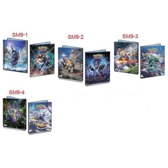 แฟ้มใส่การ์ด Pokemon ส่งฟรี! 9 ช่อง Pokemon TCG Ultra Pro